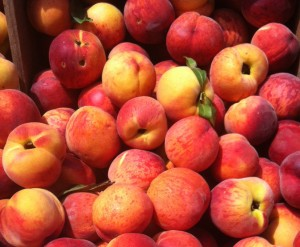 Adams County Peaches