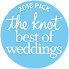 TheKnot Best of Weddings 2018