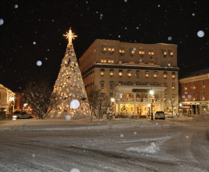 Gettysburg Christmas Tree