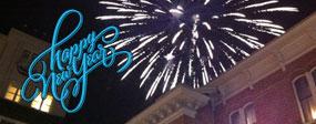 New Year's Eve NYE Gettysburg PA
