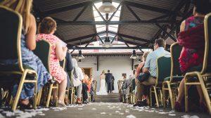 Classic Gettysburg Train Station Wedding