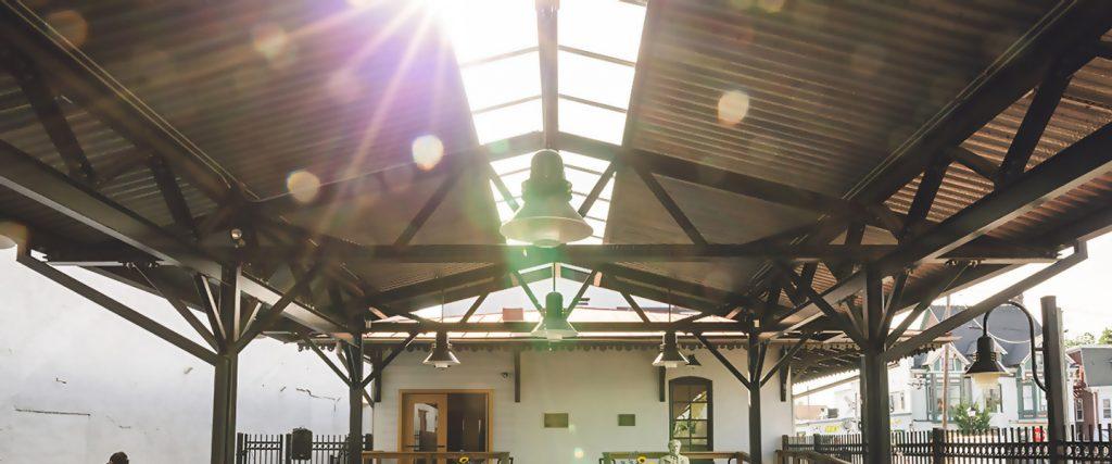gettysburg train station wedding hotel