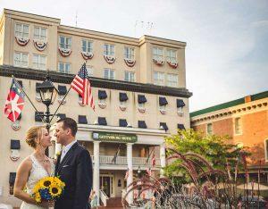 wedding venues gettysburg pa