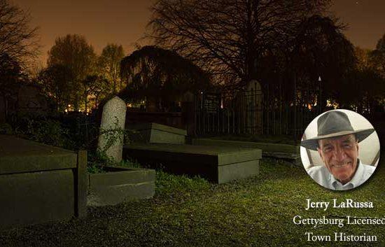 Gettysburg's Ghostly Past