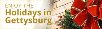 Holiday events and New Year's Eve Package at the Gettysburg Hotel. View details.