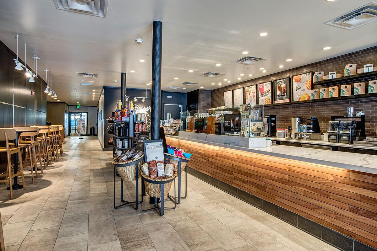 Enjoy Starbucks In Downtown Gettysburg