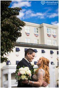 2020 Wedding at the Gettysburg Hotel
